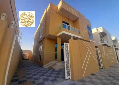 5 Bedroom Villa for Sale in Al Yasmeen, Ajman - For sale from the owner, without down payments, freehold, super deluxe finishes