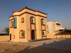 Four-bedroom villa on two floors in Al Qarayen