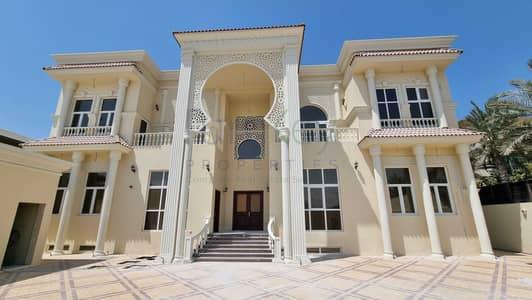 6 Bedroom Villa for Rent in Al Barsha, Dubai - Brand New Huge 6BR   Large Basement   Servant Quarters   Lift