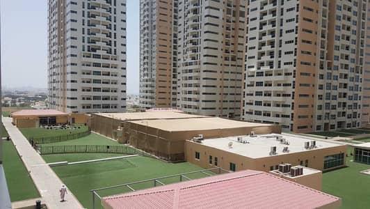 1 Bedroom Flat for Sale in Al Sawan, Ajman - 1 bhk close kitchen for sale ajman one Garden veiw 1160 sqqr foot with parking