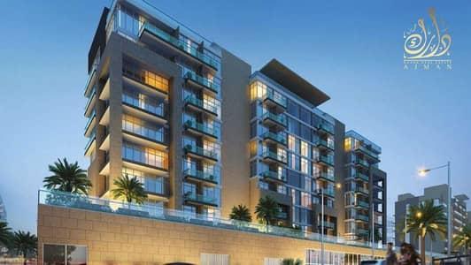 استوديو  للبيع في مدينة ميدان، دبي - تملك شقة على اطلالة بحيرة  كريستال بدفعة 10%