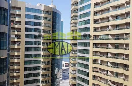 2 Bedroom Flat for Rent in Ajman Downtown, Ajman - Horizon Towers: 2 Bed Hall Sea View 1633 sqft Lavish and spacious