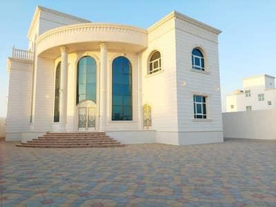 فیلا 9 غرف نوم للايجار في جنوب الشامخة، أبوظبي - 8 غرفه نوم فيلا لااليجار داخل المدينة الرياض