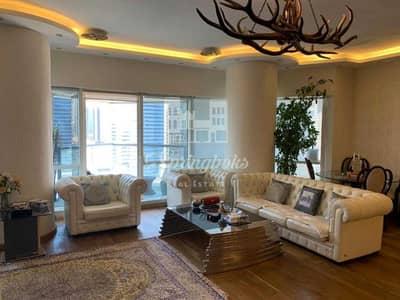 شقة 2 غرفة نوم للبيع في أبراج بحيرات الجميرا، دبي - شقة في برج كونكورد مجمع H أبراج بحيرات الجميرا 2 غرف 1249999 درهم - 5461922