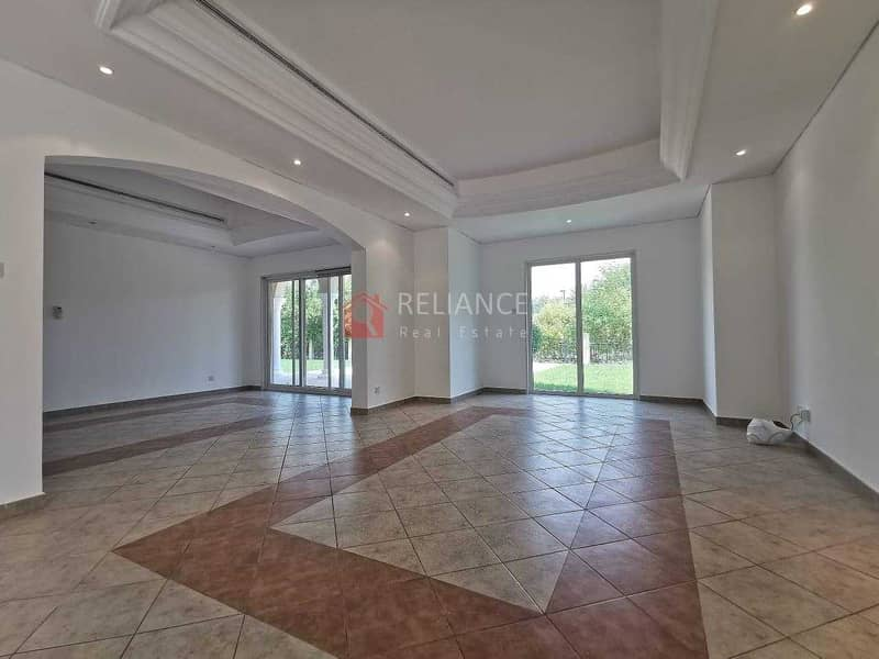 Rented   5 Bedrooms + Maid Room   Family Villa For Sale