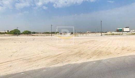 ارض سكنية  للبيع في الممزر، دبي - Freehold I G+1 Corner Villa Plots I  Al Mamzar near Open Beach | HVIP
