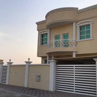4 Bedroom Villa for Rent in Al Zahya, Ajman - Villa for rent in Ajman Emirate of Zahia area. First resident