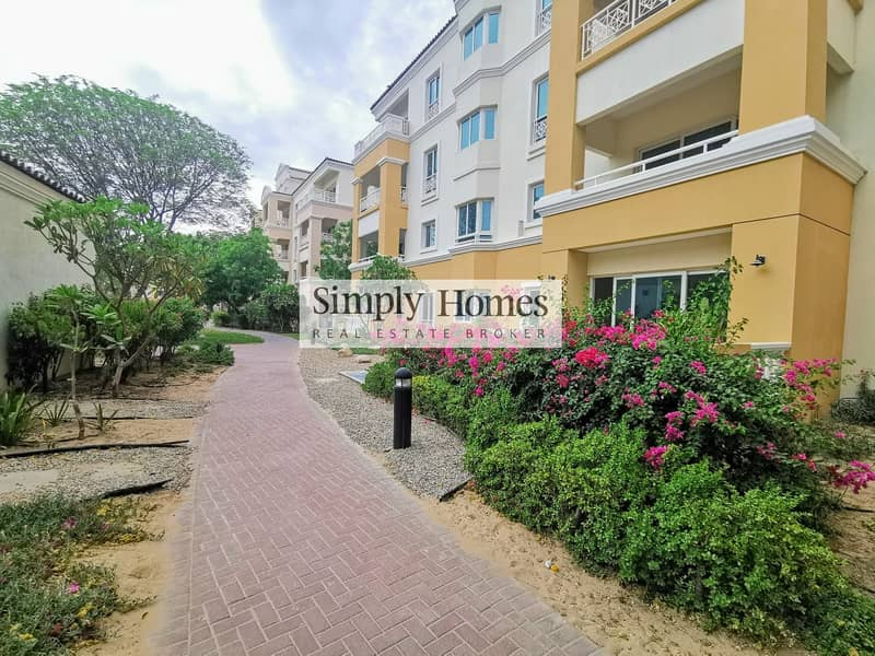 12 Spacious 1 Bed / Well Maintained / Vacant