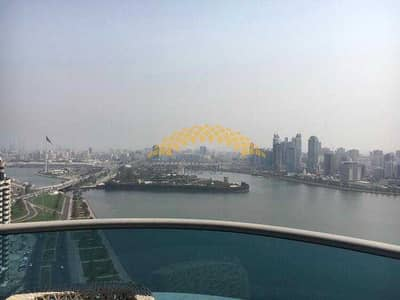 4 Bedroom Flat for Sale in Al Majaz, Sharjah - Luxurious Apartment   Lagoon View   Great Location