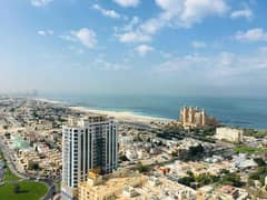 شقة في أبراج عجمان ون الصوان 2 غرف 655863 درهم - 5469113