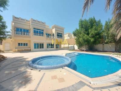 فیلا 4 غرف نوم للايجار في قرية مارينا، أبوظبي - فيلا VIP في رويال مارينا   شاطئ خاص    مسبح خاص