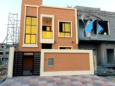 4 Bedroom Villa for Sale in Al Zahya, Ajman - At an excellent price on the street directly next to Sheikh Mohammed bin Zayed Street, high quality finishes