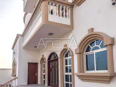 Deluxe 7 Bed Villafor Sale in Shakhbout City
