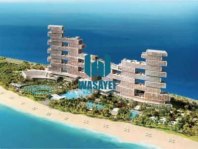 فلیٹ 2 غرفة نوم للبيع في نخلة جميرا، دبي - شقة في رويال اتلانتس ريزورت اند ريزدنس ذا كريسنت نخلة جميرا 2 غرف 7200000 درهم - 5470181