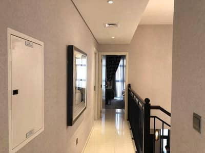 4 Bedroom Townhouse for Sale in DAMAC Hills 2 (Akoya by DAMAC), Dubai - No Commission ready to move 4 + Maid Townhouse