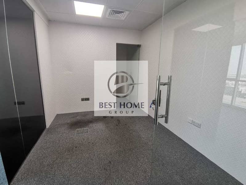 10 AN ATTRACTIVE AND AFFORDABLE OFFICE SPACE AVAILABLE