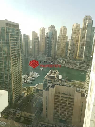 VACANT ! FULL LAKE VIEW 2 BHK FOR SALE IN LA RIVIERA TOWER MARINA