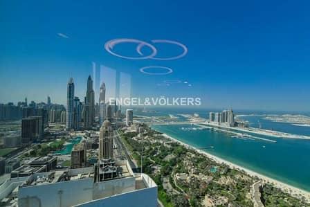 بنتهاوس 3 غرف نوم للبيع في مدينة دبي للإعلام، دبي - Pay 40% & Move-in|Luxury Unit|Sea View|Furnished