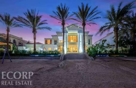 فیلا 5 غرف نوم للايجار في نخلة جميرا، دبي - 5 BR Signature Villa | Upgraded | Excellent Views