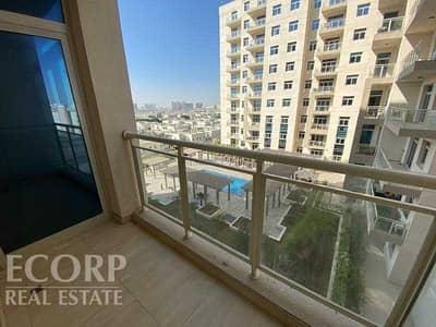 1 Bedroom Apartment for Sale in Al Furjan, Dubai - Spacious 1BR Near Metro | Pool View | Rented