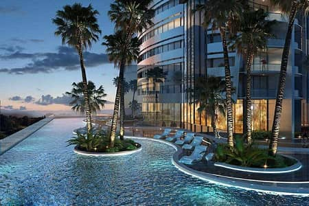 شقة 1 غرفة نوم للبيع في مجمع دبي ريزيدنس، دبي - شقة في برج بلو وايف مجمع دبي ريزيدنس 1 غرف 680000 درهم - 5471862