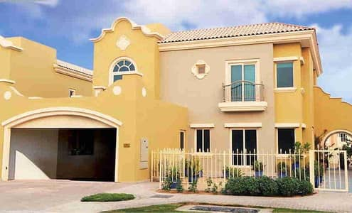 5 Bedroom Villa for Rent in Dubai Sports City, Dubai - Park facing beautiful C1 Villa!!! AED 245