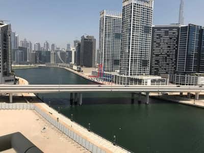 فلیٹ 1 غرفة نوم للايجار في الخليج التجاري، دبي - شقة في مساكن ماي فير الخليج التجاري 1 غرف 45000 درهم - 5472811