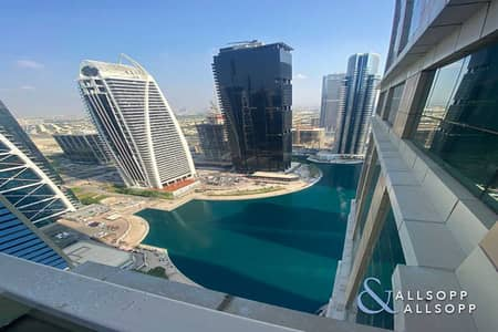 2 Bedroom Flat for Rent in Jumeirah Lake Towers (JLT), Dubai - Two Bedroom | Study Room | Closed Kitchen