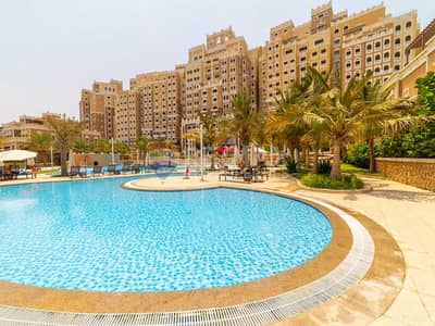 شقة 3 غرف نوم للايجار في نخلة جميرا، دبي - Vacant| Spacious 3 BR + Maids | See View