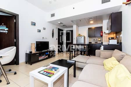 شقة 1 غرفة نوم للبيع في قرية جميرا الدائرية، دبي - Well Maintained | Best Location | Rented