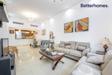 2 Bedroom Apartment for Sale in Jumeirah Village Circle (JVC), Dubai - Huge Layout   2 plus Study   Ground Floor   Rented