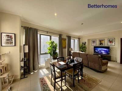 شقة 1 غرفة نوم للبيع في وسط مدينة دبي، دبي - Biggest layout | High floor | Vacant