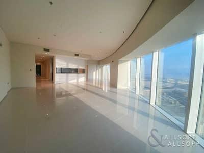 شقة 3 غرف نوم للايجار في شارع الشيخ زايد، دبي - Available Now   3 Bedrooms   City View