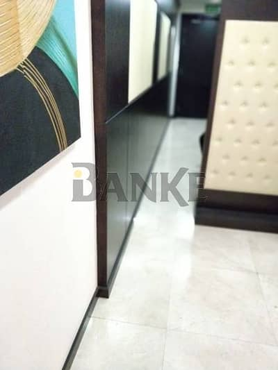 Fitted Office   Near Metro   Furnished   Partitioned