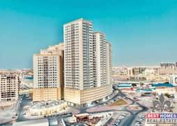 شقة في أبراج لؤلؤة عجمان عجمان وسط المدينة 2 غرف 270000 درهم - 5475586