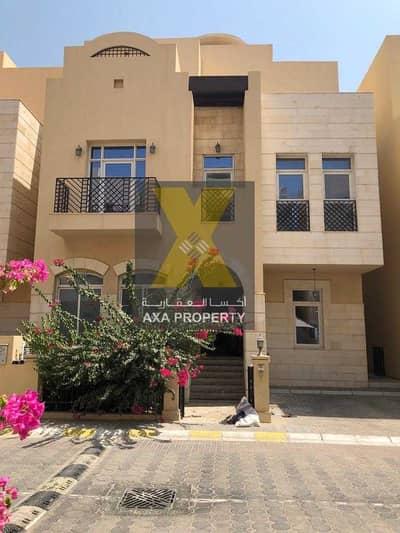 فیلا 6 غرف نوم للبيع في القرم، أبوظبي - للبيع فيلا منطقة القرم 6 غرف افضل سعر