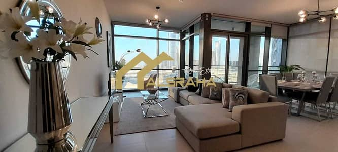 3 Bedroom Flat for Rent in Al Reem Island, Abu Dhabi - Spacious  Elegant brand new 3 BRM apartment for your home