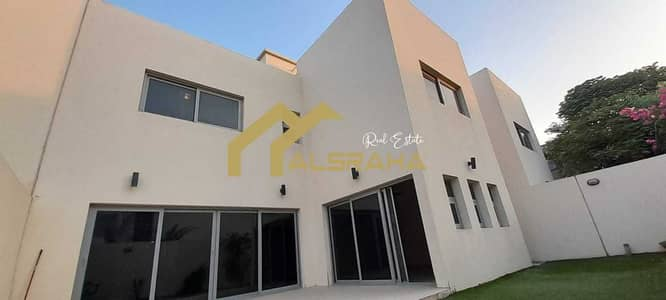 4 Bedroom Villa for Rent in Al Zahraa, Abu Dhabi - Sturnning | spacious| western sylish villa in a compound