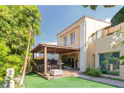 3 Bedroom Villa for Rent in Motor City, Dubai - 3 bedroom   Fully furnished   Green community