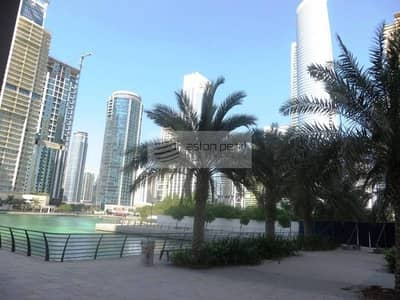 Shop for Sale in Jumeirah Lake Towers (JLT), Dubai - Shell and Core Retail