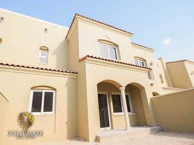 تاون هاوس 2 غرفة نوم للبيع في سيرينا، دبي - Single Row Type D Villa In Phase 1 Of Serena