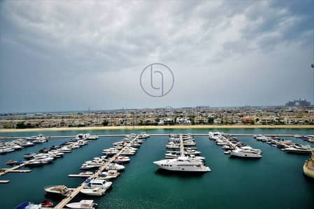 Full Sea and Atlantis View |3 BR in Palm
