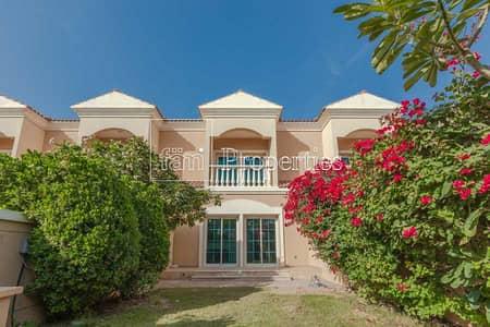 2 Bedroom Villa for Sale in Jumeirah Village Triangle (JVT), Dubai - Away from cables/Mediterranean villa/Corner Unit