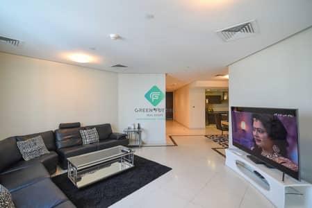 فلیٹ 3 غرف نوم للايجار في دبي مارينا، دبي - FULLY FURNISHED|VACANT PROPERTY |REDY TO MOVE IN| HOT DEAL|CALL NOW!!
