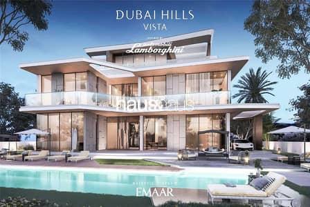 6 Bedroom Villa for Sale in Dubai Hills Estate, Dubai - Type V10   6 Bedroom   70/30 Payment Plan