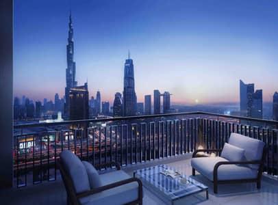 شقة 2 غرفة نوم للبيع في وسط مدينة دبي، دبي - شقة في داون تاون فيوز II وسط مدينة دبي 2 غرف 1700000 درهم - 5477982