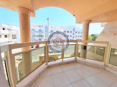 فلیٹ 2 غرفة نوم للايجار في المشرف، أبوظبي - No commission| Brand New 2BHK| Free Maintenance | Free Parking