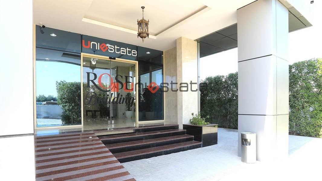 Affordable Studio walking distance to RAK Mall