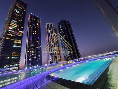 شقة 3 غرف نوم للايجار في منطقة الكورنيش، أبوظبي - شقة في ذا فيوز تاور 1 ذا فيوز في سرايا سرایا منطقة الكورنيش 3 غرف 159999 درهم - 5480136