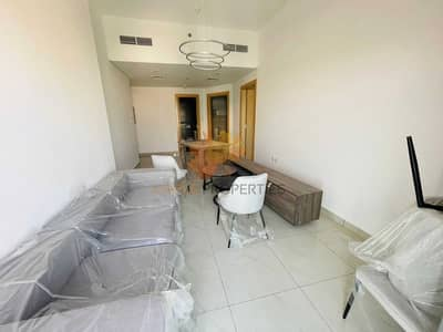 1 Bedroom Apartment for Rent in Jumeirah Village Circle (JVC), Dubai - Amazing Pool View    Brand New   Fully Furnished